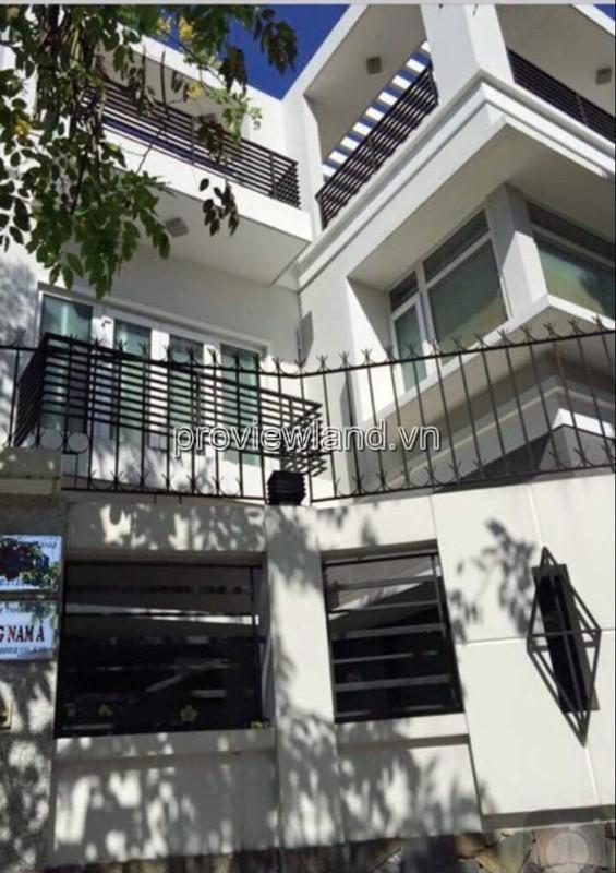 Biệt thự An Khánh An Phú Quận 2 bán với diện tích 324m2 3 tầng 4 phòng ngủ