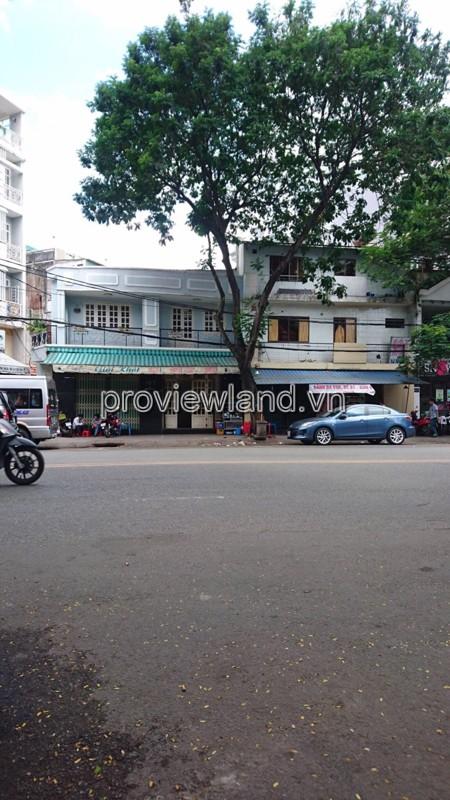 Bán nhà Quận 1 đường Nguyễn Cư Trinh nhà 2 mặt tiền 2 tầng 4pn đầy đủ nội thất