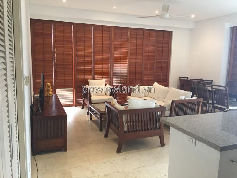 Cho thuê căn hộ Avalon Saigon Quận 1 diện tích 100m2 2 phòng ngủ đầy đủ nội thất