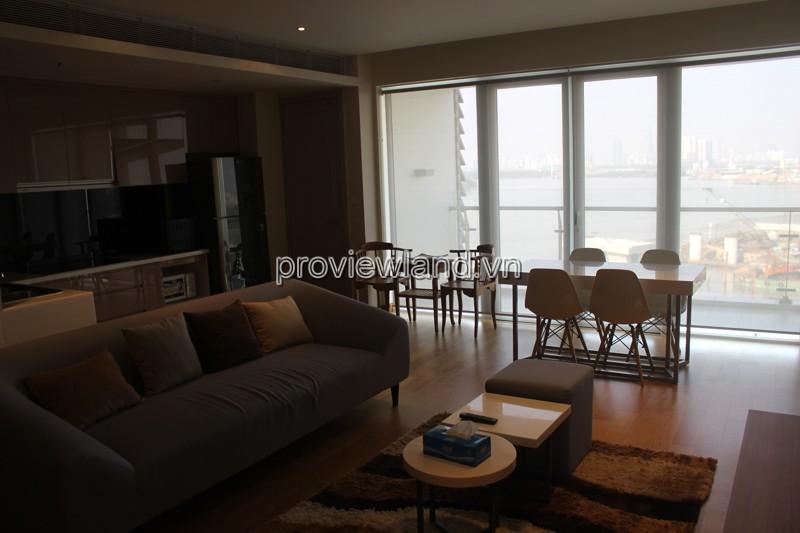 Căn hộ cho thuê tại Đảo Kim Cương 2 phòng ngủ 92m2 tầng thấp