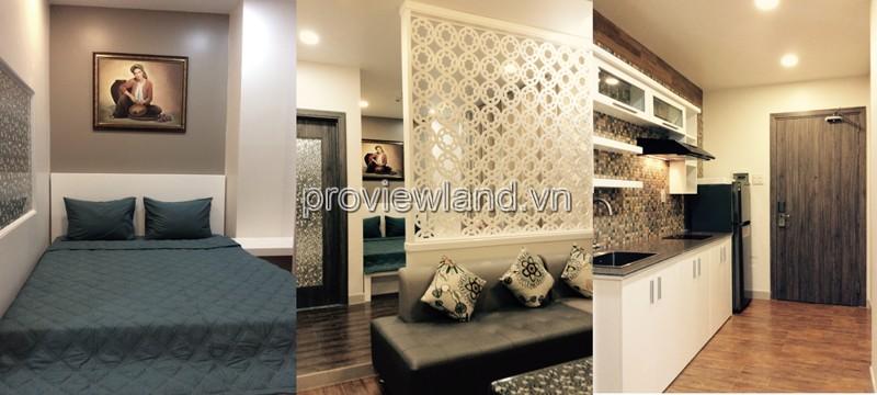Căn hộ dịch vụ Quận Phú Nhuận cho thuê đường Hoàng Diệu 1 phòng ngủ 42m2 – 45m2
