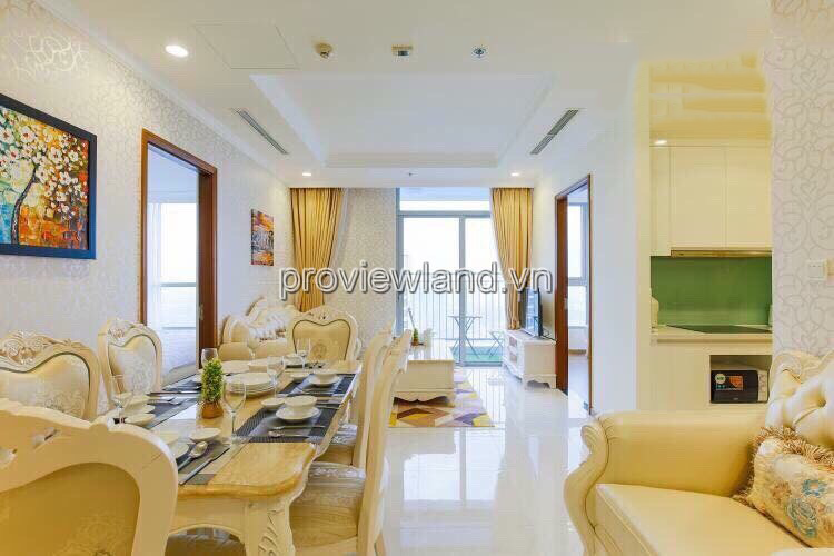 Căn hộ bán Vinhomes Tân Cảng tầng cao view đẹp 3 phòng ngủ diện tích 100m2