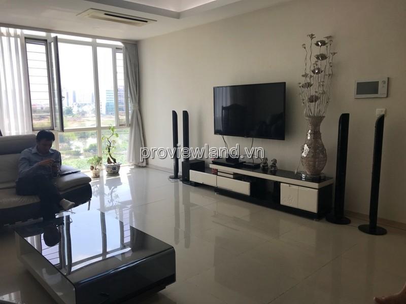Cho thuê căn hộ Impeira đường Mai Chí Thọ Quận 2 diện tích 135m2