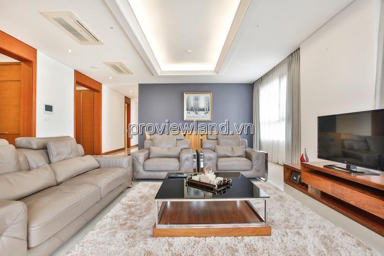 Căn hộ Xi Rivierview bán tại tầng 20 có diện tích 201m2 3 phòng ngủ view sông