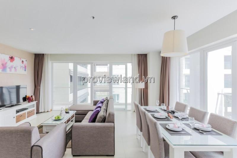 Bán căn hộ 200m2 3 phòng ngủ 2 tầng dự án Đảo Kim Cương Quận 2
