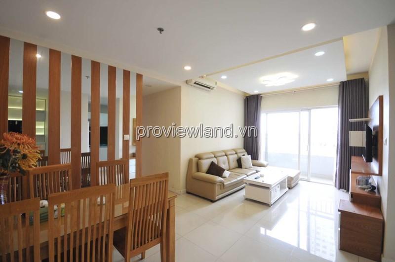 Cần cho thuê căn hộ Sunrise City 99m2 2 phòng ngủ tầng cao