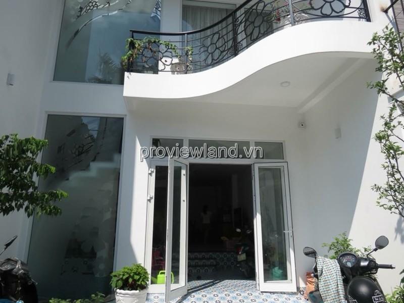 Cho thuê biệt thự Thảo Điền đường 43 với diện tích 300m2 3 phòng ngủ