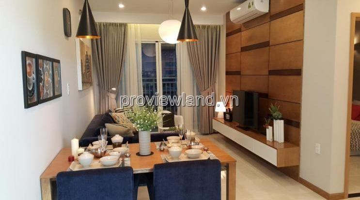 Cho thuê nhà phố Quận 2 Sala Đại Quang Minh 1 hầm 1 trệt 3 lầu