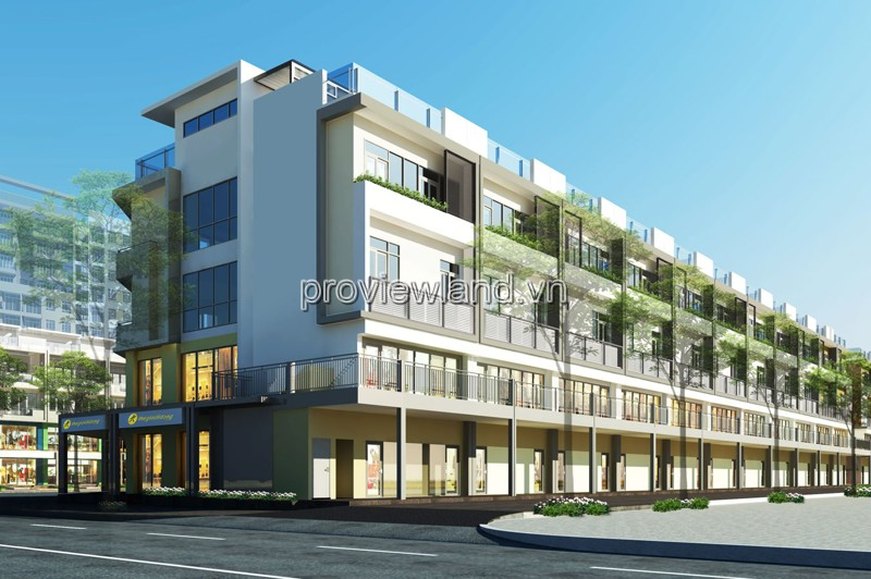 bán nhà phố Sala Đại Quang Minh Quận 2