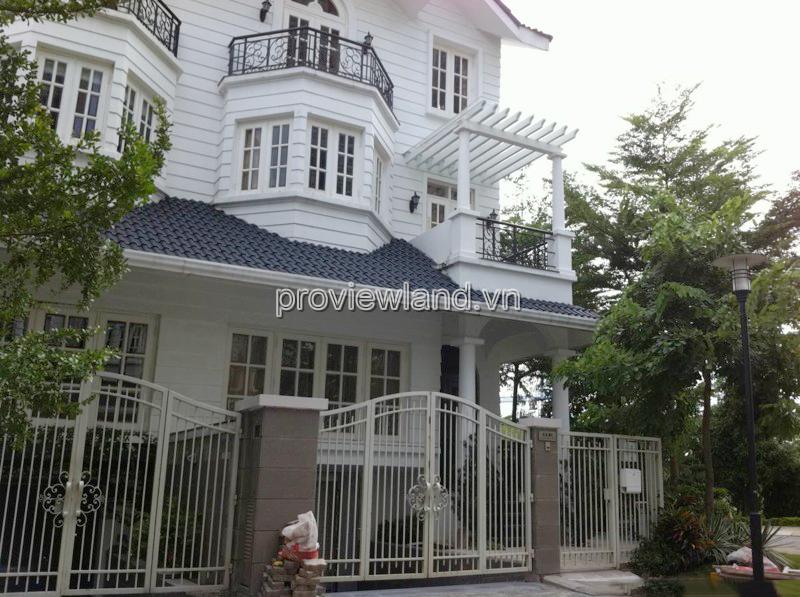 Biệt thự bán tại đường Trần Quốc Thảo Quận 3 DT 344m2 5 phòng ngủ