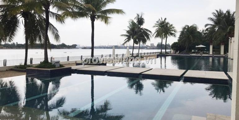 Biệt thự Riviera SIÊU SANG cần cho thuê với diện tích 289m2 4 phòng ngủ hồ bơi sang trọng