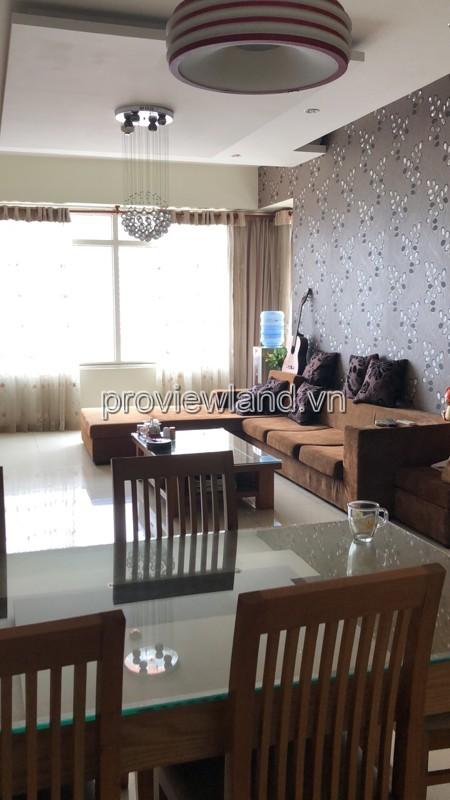 Dự án Saigon Pearl Quận Bình Thạnh bán căn hộ 3 phòng ngủ 137m2 tầng cao