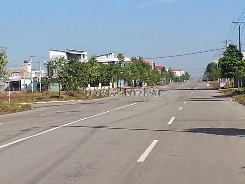 Bán đất Quận 2 tại mặt tiền đường số 4 cắt Mai Chí Thọ diện tích 3348m2