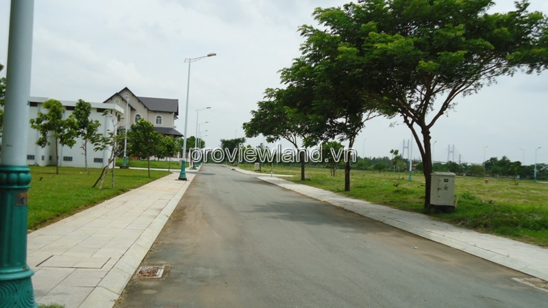 Bán đất khu Compound Nguyễn Văn Hưởng Quận 2 diện tích 695m2 gần sông Saigon