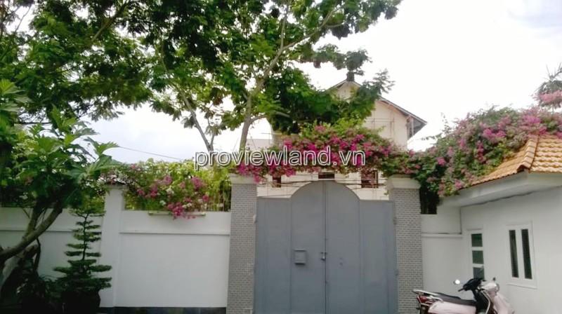 Bán nhà phố đường Lê Văn MiếnThảo Điền Quận 2 diện tích 150m2 sổ hồng đầy đủ