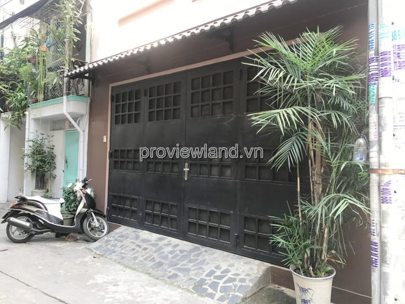 Cần bán nhà Quận Phú Nhuận mặt tiền đường Nguyễn Kiệm DT 357.8m2