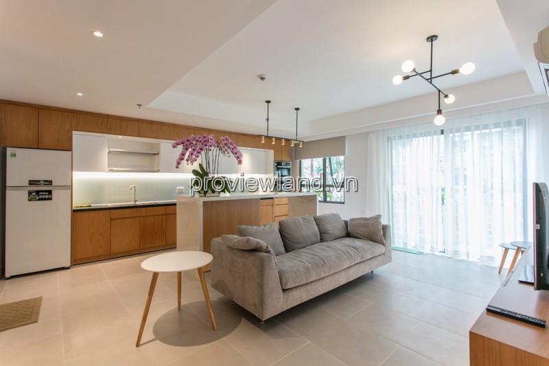 Cho thuê căn Duplex 2 tầng Masteri Thảo Điền Quận 2 DT 200m2 3PN
