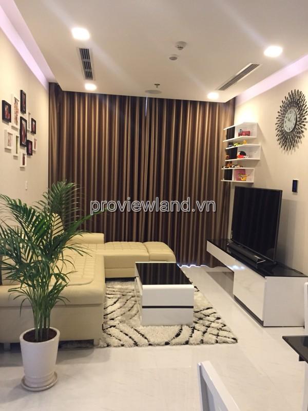 Cần cho thuê gấp căn hộ Vinhomes Quận Bình Thạnh 2 phòng ngủ 82m2