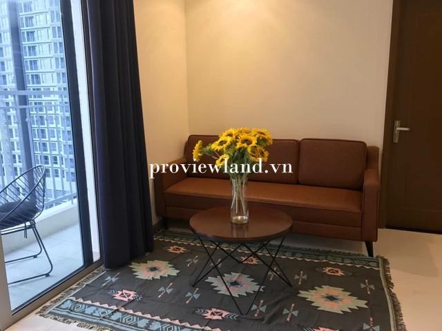Cho thuê căn hộ Vinhomes Tân Cảng Có DT 120m2 3 phòng ngủ full nội thất