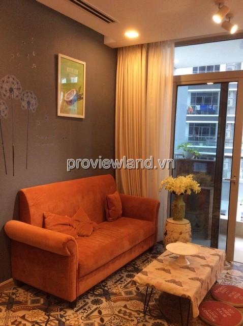 Cho thuê căn hộ giá tốt tại Vinhomes Tân Cảng Bình Thanh 2 phòng ngủ 83m2