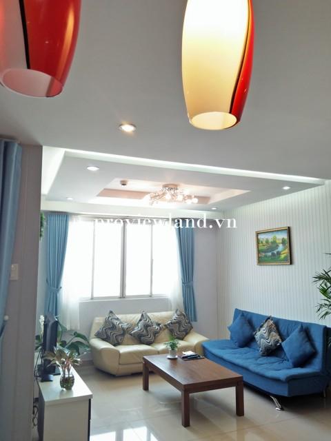 Cho thuê căn hộ 2 phòng ngủ 105m2 full nội thất tại International Plaza Quận 1