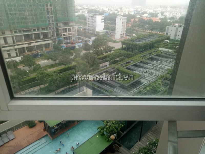 Căn hộ 3 phòng ngủ view hồ bơi cần bán có diện tích 133m2 dự án Vista Verde