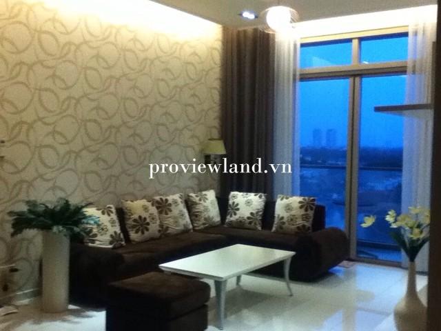 Bán căn hộ 2 phòng ngủ 108m2 nội thất cao cấp view sông tại Vista An Phú
