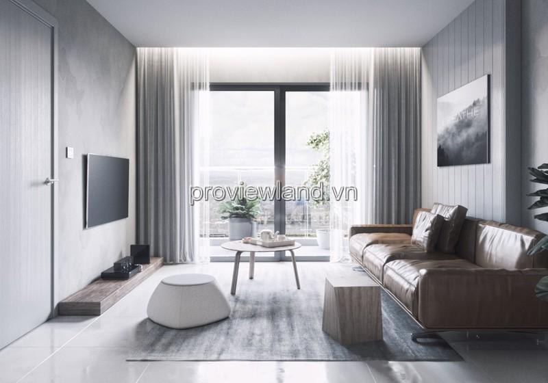 Cho thuê căn hộ 1 phòng ngủ Gateway Thảo Điền diện tích 60m2 nhà đẹp