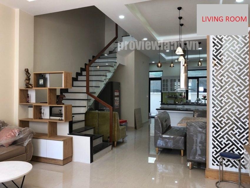 Nhà phố cho thuê tại khu đô thị Lakeview City An Phú 1 trệt 3 lầu diện tích 265m2