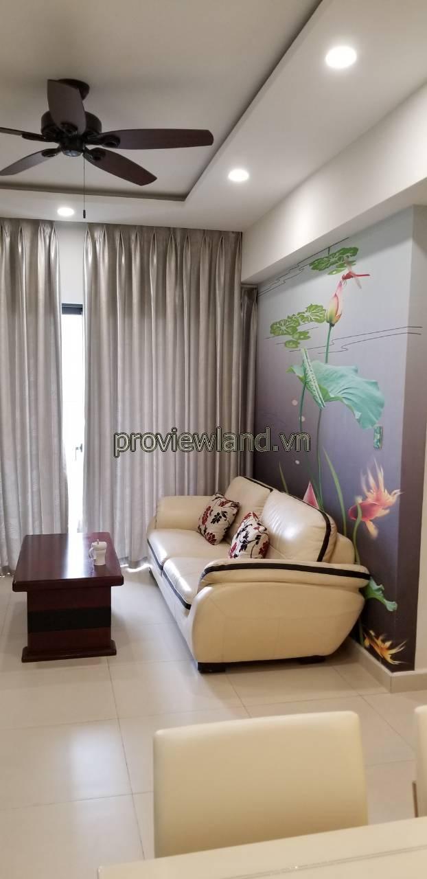 Cho thuê căn hộ cao cấp Masteri Thảo Điền View đẹp 3 Phòng ngủ