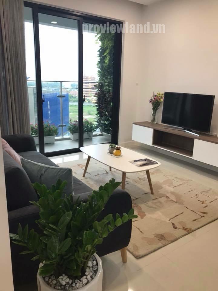 Cho thuê căn hộ cao cấp tại Masteri Thảo Điền 3 phòng ngủ rộng view đẹp