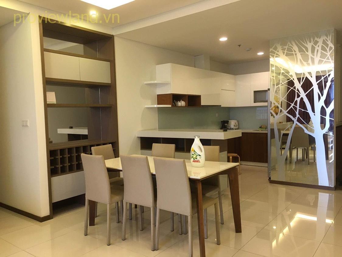 Cần bán căn hộ cao cấp tại Thảo Điền Pearl 2 phòng ngủ DT 115m2
