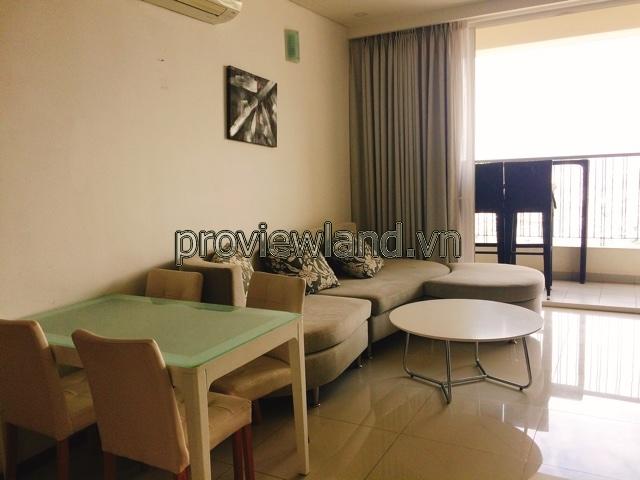 Căn hộ cao cấp Thảo Điền Pearl block B bán 2 phòng ngủ 105m2 Ban công rộng View sông
