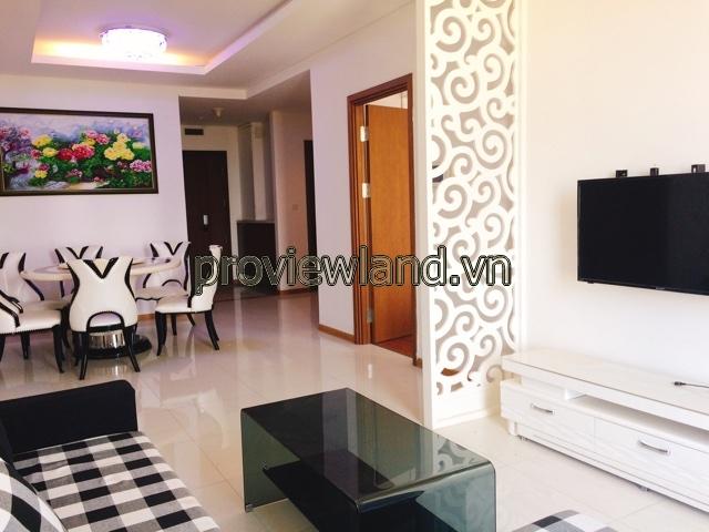 Thảo Điền Pearl Block B căn hộ cao cấp 2 phòng ngủ bán 95m2 nội thất đầy đủ giá 3,8 Tỷ