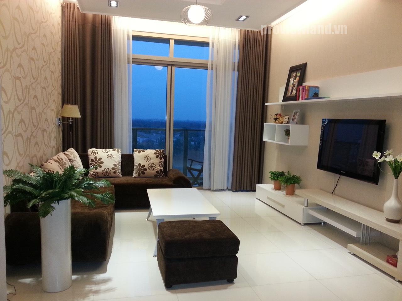 Cần bán căn hộ The Vista gồm 2 phòng ngủ với diện tích 108m2 đầy đủ nội thất