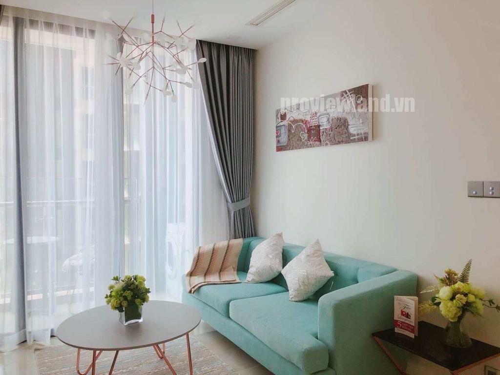 Vinhomes Golden River căn hộ cần cho thuê diện tích 45m2 gồm 1 phòng ngủ view đẹp