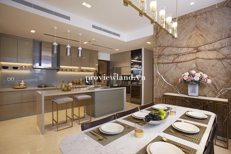 Bán căn hộ Q2 Thảo Điền tại Tháp 3 diện tích 128m2 3 phòng ngủ view sông