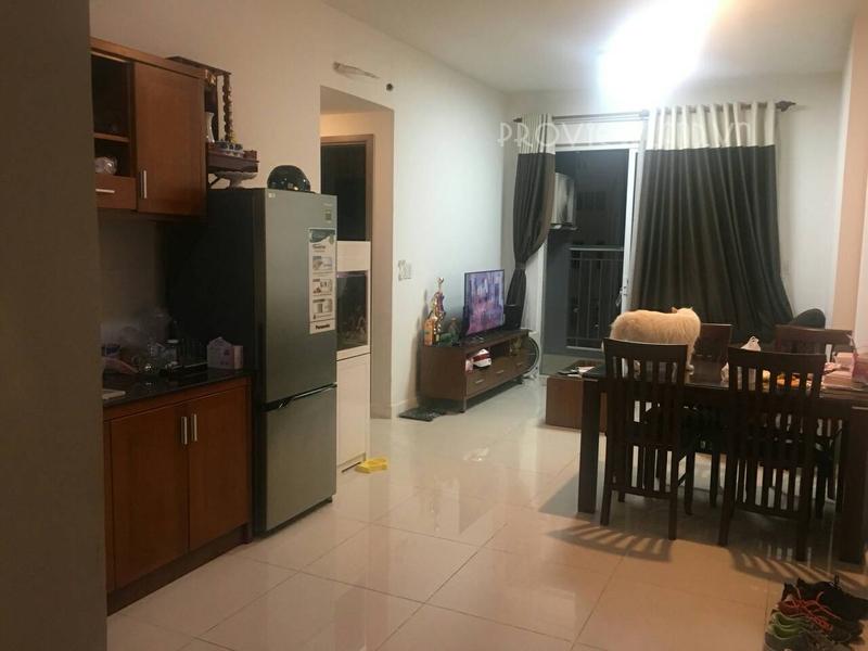 Cần cho thuê căn hộ Galaxy 9 Quận 4 gồm 2 phòng ngủ ban công view đẹp