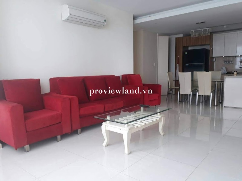 Cho thuê căn hộ Cantavil Premier 3 phòng ngủ đầy đủ nội thất