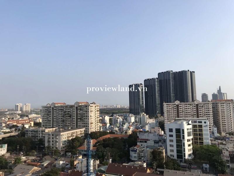 Cần cho thuê căn hộ 2 phòng ngủ có diện tích 115m2 tại City Garden Bình Thạnh