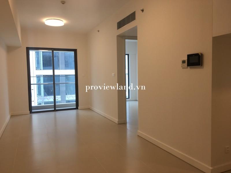 Căn hộ GateWay Thảo Điền cho thuê 1 phòng ngủ giá tốt nội thất cơ bản