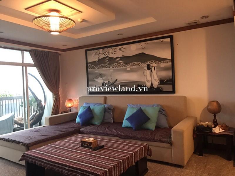 Bán căn hộ Hoàng Anh Riverview 4 phòng ngủ đầy đủ nội thất view thoáng