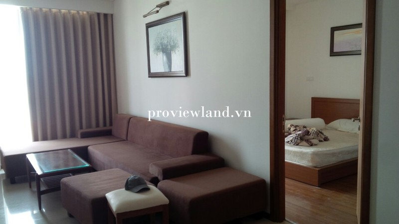 Cho thuê căn hộ 2 phòng ngủ đầy đủ nội thất tại Thảo Điền Pearl
