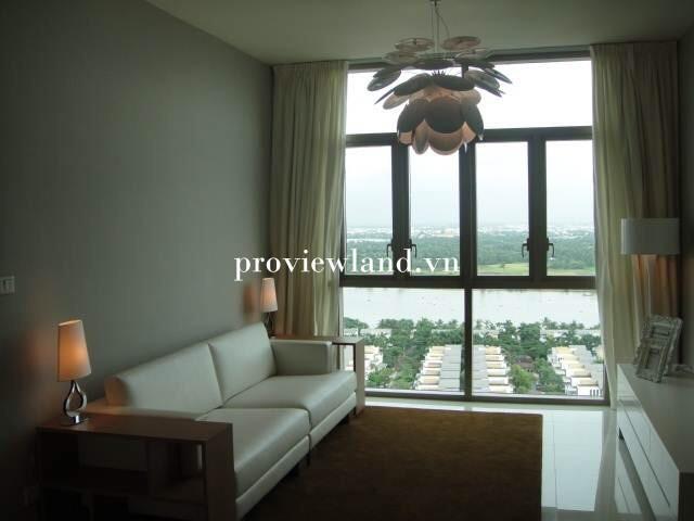 Bán căn hộ Vista An Phú có diện tích 102m2 2 phòng ngủ View sông