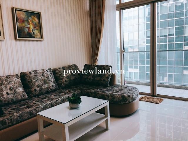 Cần cho thuê căn hộ 2 phòng ngủ diện tích 108m2 full nội thất tại Vista An Phú