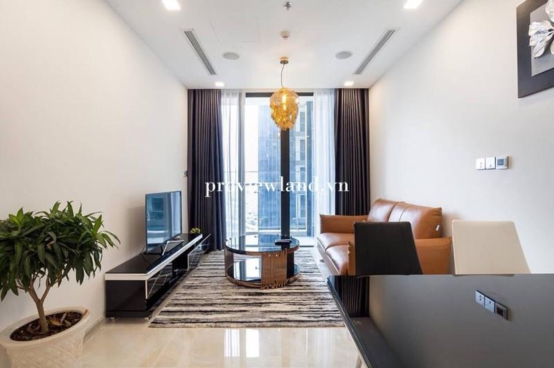 Căn hộ cho thuê 1 phòng ngủ 65m2 nội thất cao cấp tại Vinhomes Golden River