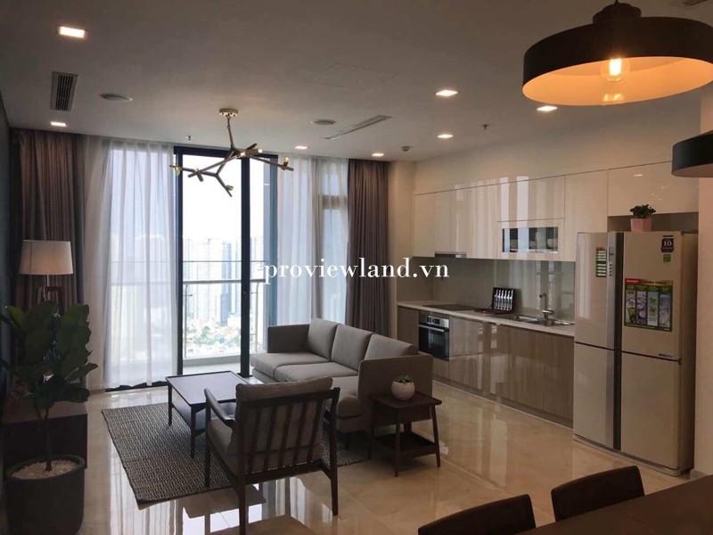 Cho thuê căn hộ  3 phòng ngủ view sông nội thất đẹp tại Vinhomes Golden River