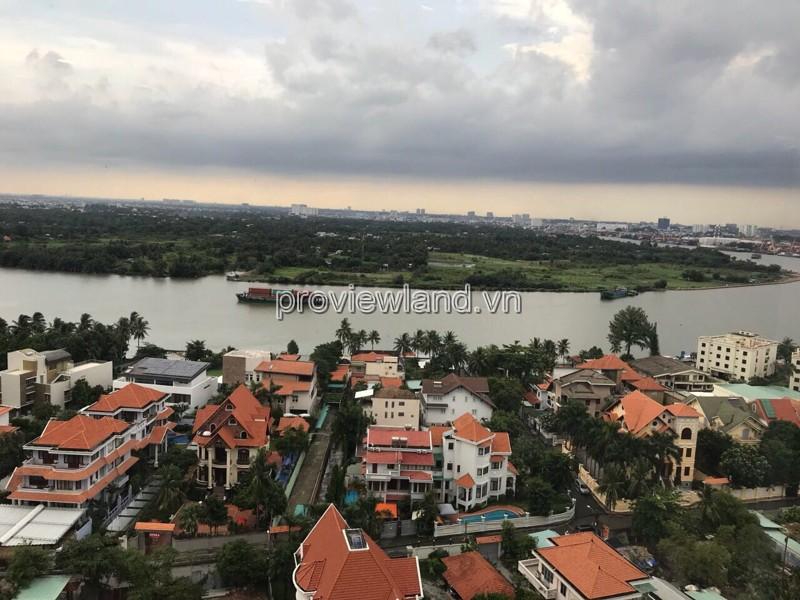 Bán căn hộ cực kỳ sang trọng tại Thảo Điền dự án Nassim 3 phòng ngủ tầng cao