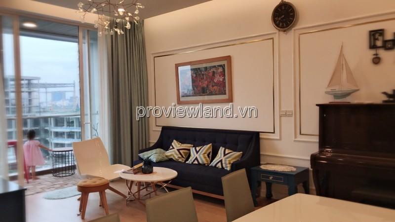 Bán căn hộ Sarimi Quận 2 tầng 7 diện tích 82m2 2PN view đẹp đầy đủ nội thất