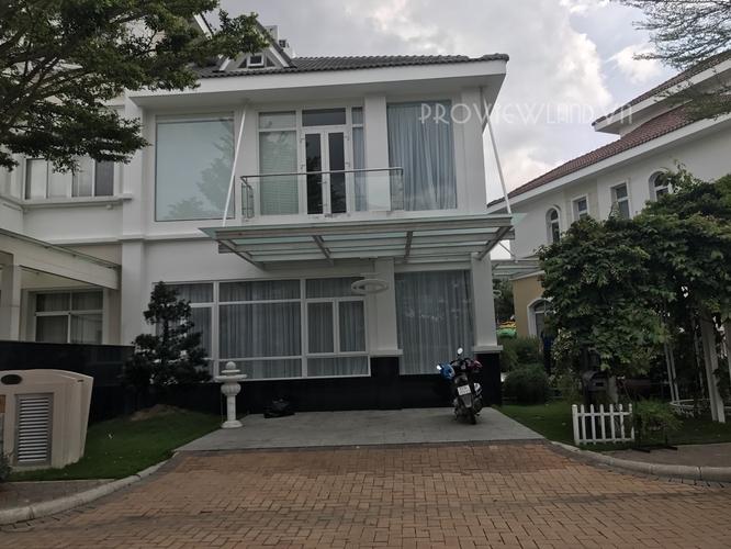 Biệt thự Chateau cho thuê tại khu Phú Mỹ Hưng Quận 7 giá tốt diện tích 225m2